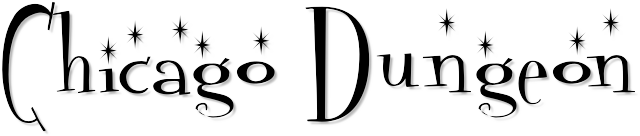 Chicago Dungeon Logo